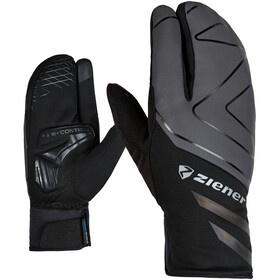 Ziener Dalyo AS Touch Bike Gloves, black
